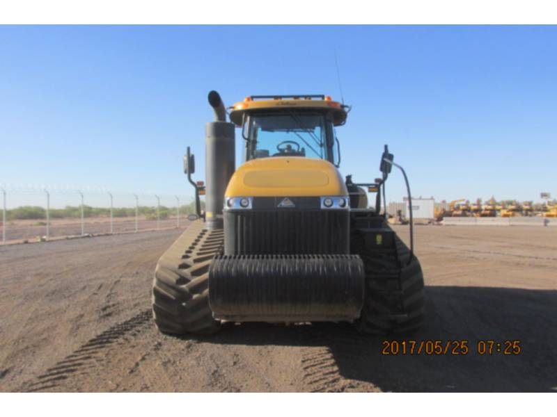 AGCO-CHALLENGER LANDWIRTSCHAFTSTRAKTOREN MT845E equipment  photo 5
