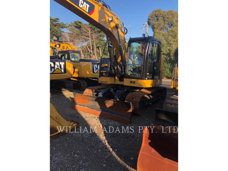CATERPILLAR TRACK EXCAVATORS 314E CR equipment  photo 2