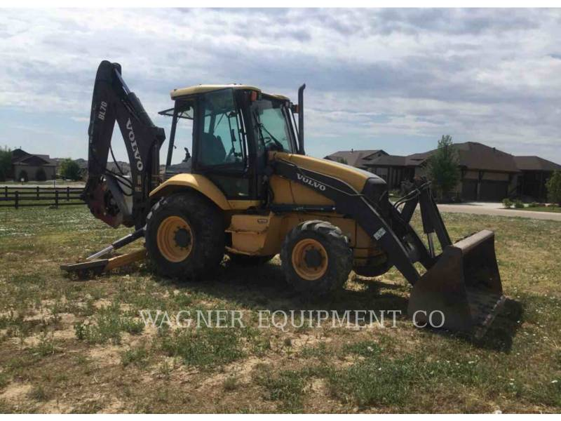 VOLVO CONSTRUCTION EQUIPMENT BACKHOE LOADERS BL70 equipment  photo 4