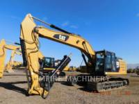 CATERPILLAR KOPARKI GĄSIENICOWE 330FL equipment  photo 4
