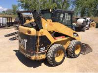 CATERPILLAR CHARGEURS COMPACTS RIGIDES 232 equipment  photo 3