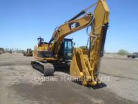 CATERPILLAR KETTEN-HYDRAULIKBAGGER 320ELRRTHP equipment  photo 1