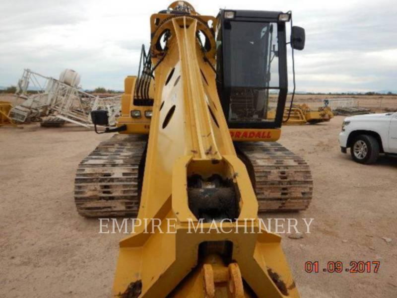 GRADALL COMPANY PELLES SUR CHAINES XL5200 equipment  photo 10