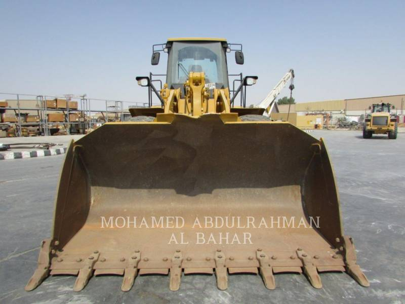 CATERPILLAR PALE GOMMATE/PALE GOMMATE MULTIUSO 966H equipment  photo 8