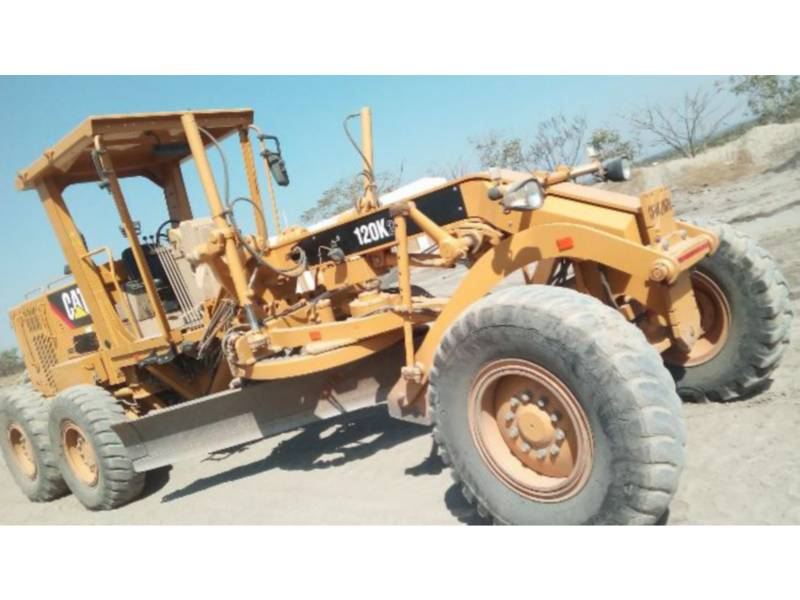 CATERPILLAR MOTOR GRADERS 120 K 2 equipment  photo 1