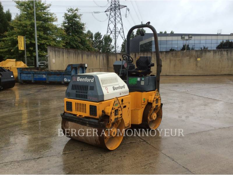 TEREX CORPORATION COMPACTADORES TV1200 equipment  photo 2