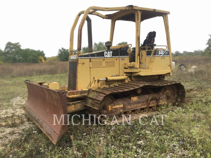 CATERPILLAR KETTENDOZER D4CIIILGP equipment  photo 1