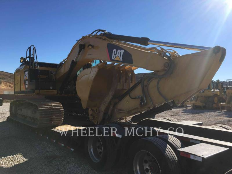 CATERPILLAR EXCAVADORAS DE CADENAS 324E L THM equipment  photo 4