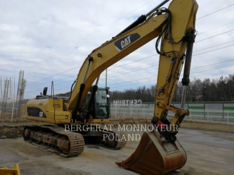 CATERPILLAR PELLES SUR CHAINES 325D LN equipment  photo 5