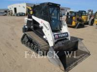 Equipment photo TEREX CORPORATION R190T SKID STEER LOADERS 1