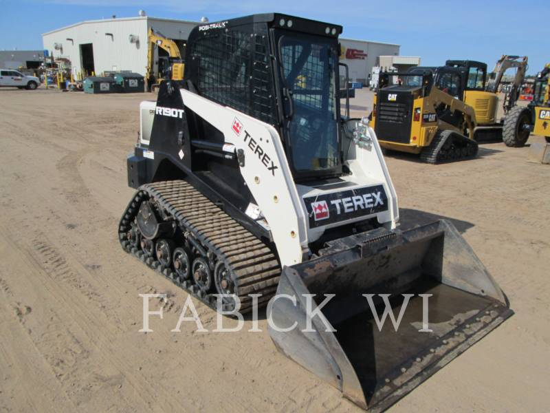 TEREX CORPORATION KOMPAKTLADER R190T equipment  photo 1