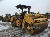 CATERPILLAR TANDEMOWY WALEC WIBRACYJNY DO ASFALTU (STAL-STAL) CB64 VV equipment  photo 6