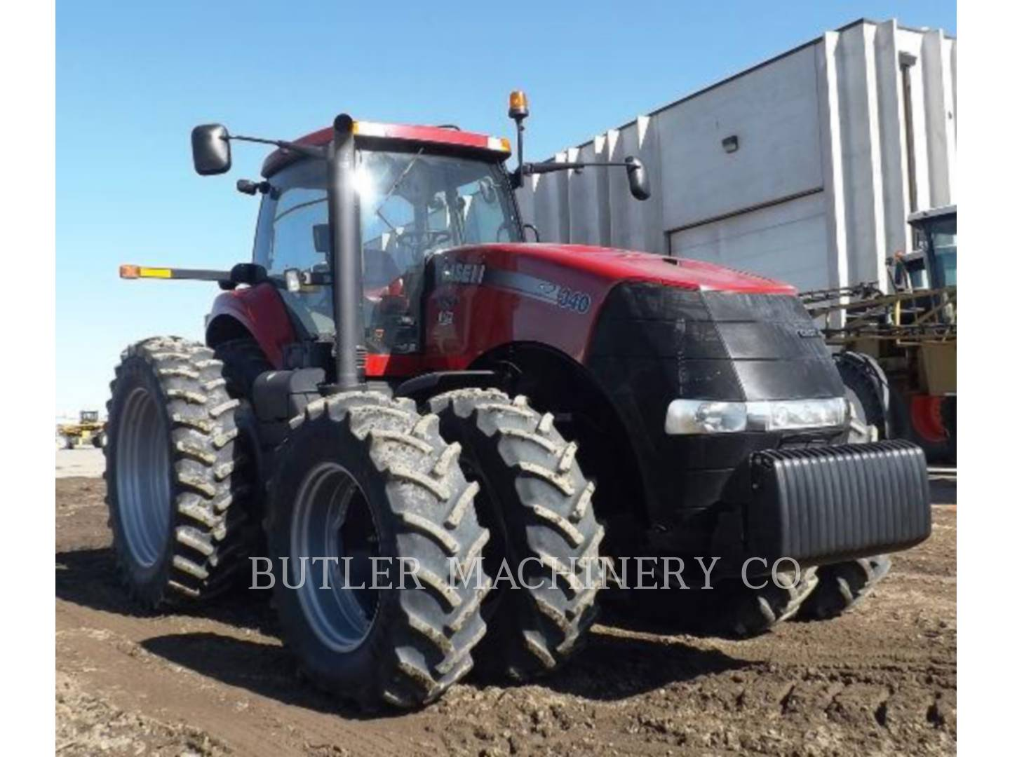Detail photo of 2013 Case IH 340 from Construction Equipment Guide