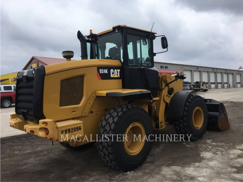 CATERPILLAR PALE GOMMATE/PALE GOMMATE MULTIUSO 924 K equipment  photo 3