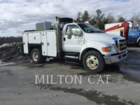 Equipment photo FORD F650 ON HIGHWAY TRUCKS 1