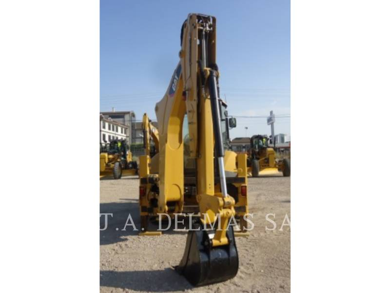 CATERPILLAR TERNE 428F2LRC equipment  photo 4