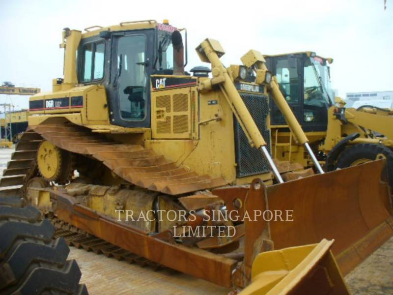 CATERPILLAR TRATTORI CINGOLATI D6RIIILGP equipment  photo 2