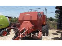 Equipment photo MASSEY FERGUSON HESSTON 4910 LW - HEUGERÄTE 1