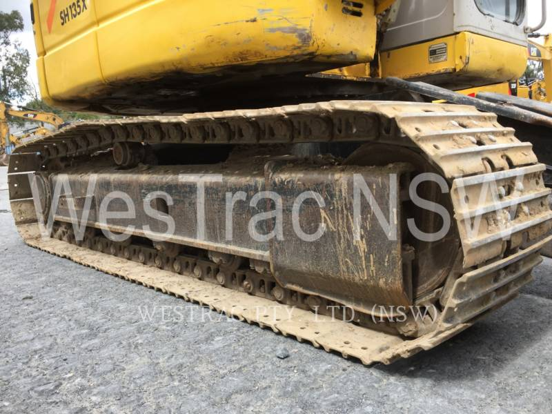 SUMITOMO EXCAVADORAS DE CADENAS SH125X-3 equipment  photo 9