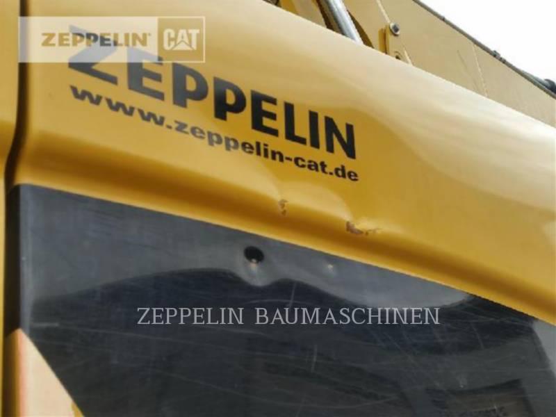 CATERPILLAR PELLES SUR PNEUS M313D equipment  photo 24
