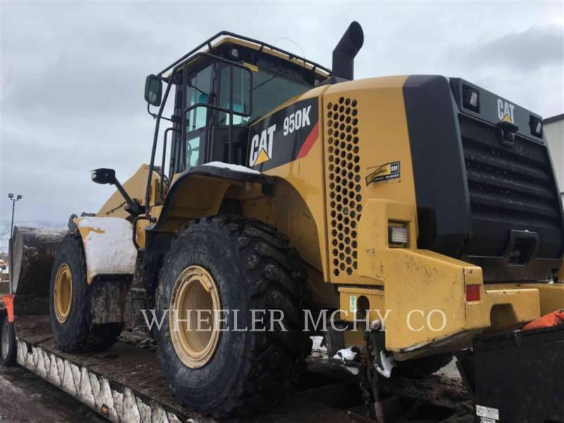 CATERPILLAR WHEEL LOADERS/INTEGRATED TOOLCARRIERS 950K QC equipment  photo 2