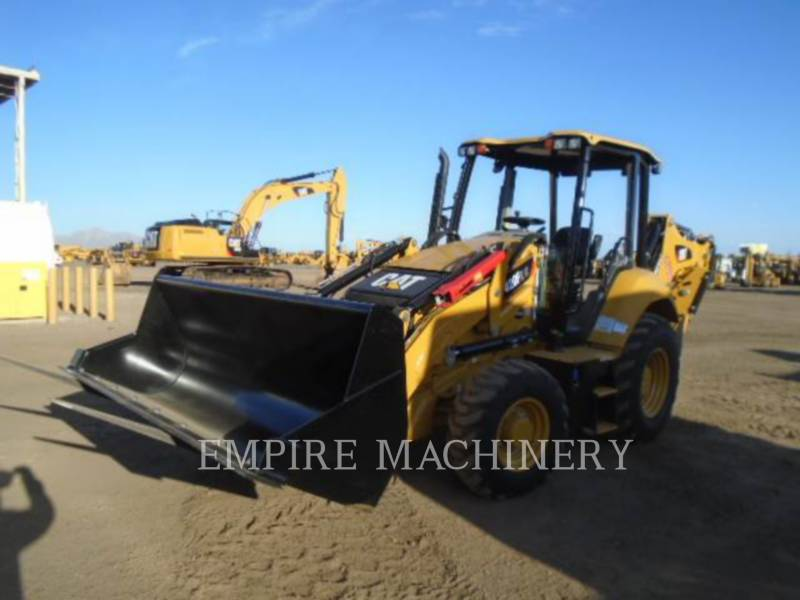 CATERPILLAR バックホーローダ 420F2IT equipment  photo 4
