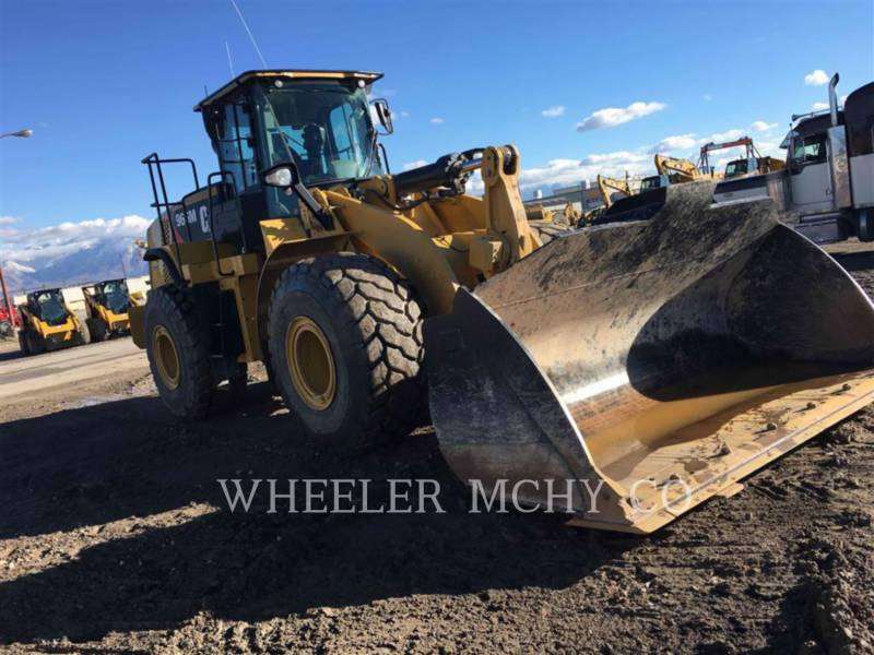CATERPILLAR WHEEL LOADERS/INTEGRATED TOOLCARRIERS 966M QC equipment  photo 1