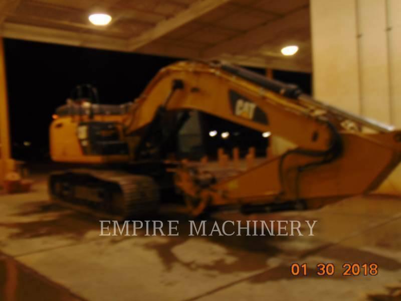 CATERPILLAR PELLES SUR CHAINES 349EL equipment  photo 1