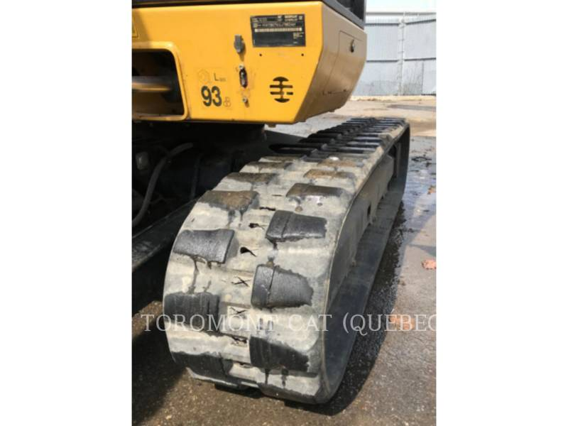 CATERPILLAR EXCAVADORAS DE CADENAS 302.7DCR equipment  photo 14