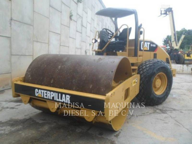 CATERPILLAR WALEC DO GRUNTU, GŁADKI CS-533E equipment  photo 1
