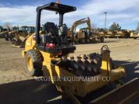 CATERPILLAR COMPACTORS CP44 equipment  photo 1