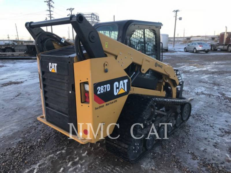 CATERPILLAR UNIWERSALNE ŁADOWARKI 287D equipment  photo 3