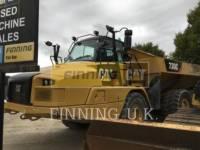 Equipment photo CATERPILLAR 730C 铰接式卡车 1