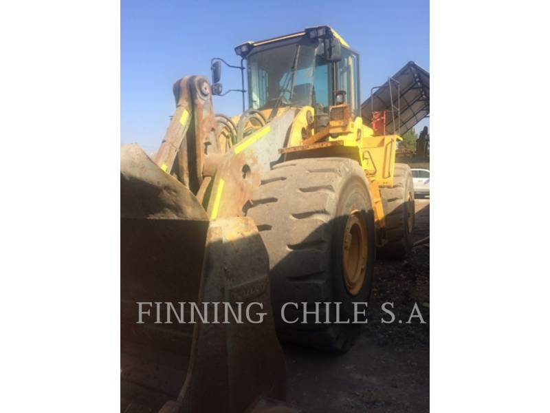 VOLVO MINING WHEEL LOADER L220G equipment  photo 4