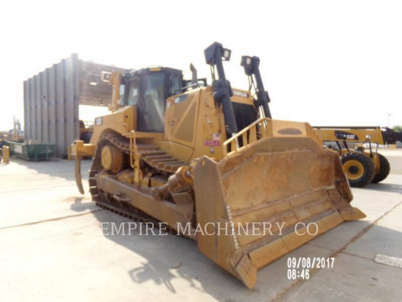 CATERPILLAR TRACK TYPE TRACTORS D8T ST equipment  photo 1