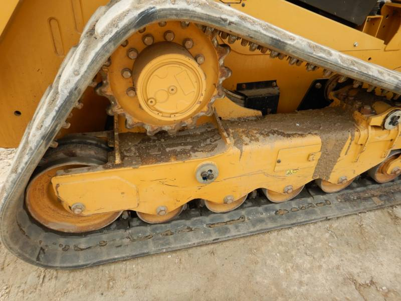 CATERPILLAR UNIWERSALNE ŁADOWARKI 299D2 equipment  photo 18