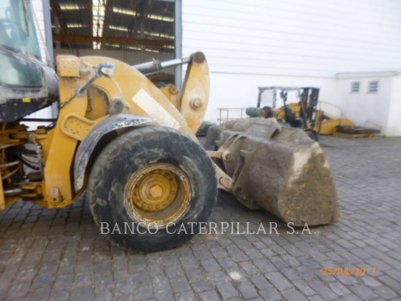 CATERPILLAR RADLADER/INDUSTRIE-RADLADER 938K equipment  photo 9