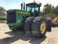 Equipment photo JOHN DEERE 9520 С/Х ТРАКТОРЫ 1