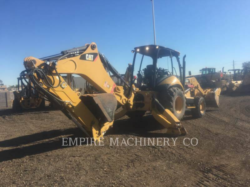 CATERPILLAR KOPARKO-ŁADOWARKI 450F 4EOMP equipment  photo 2