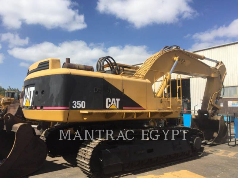CATERPILLAR PELLES SUR CHAINES 350 equipment  photo 1