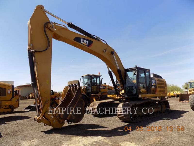 CATERPILLAR トラック油圧ショベル 336EL equipment  photo 4