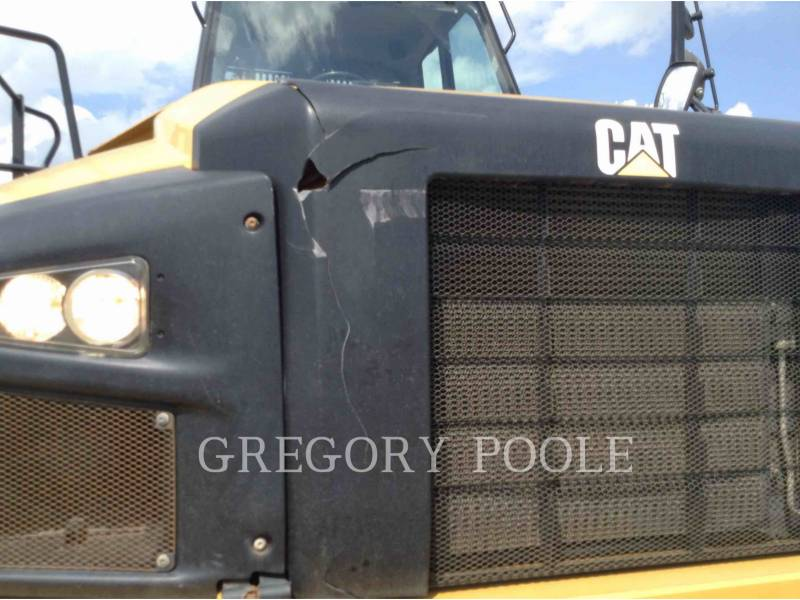 CATERPILLAR TOMBEREAUX ARTICULÉS 740B/TAIL equipment  photo 9