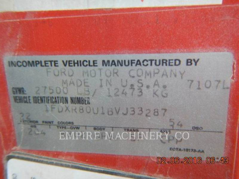 FORD / NEW HOLLAND MISCELLANEOUS / OTHER EQUIPMENT REEL TRUCK equipment  photo 18