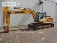 LIEBHERR PELLES SUR CHAINES R924 equipment  photo 1