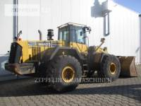 KOMATSU LTD. CARGADORES DE RUEDAS WA470-6 equipment  photo 4