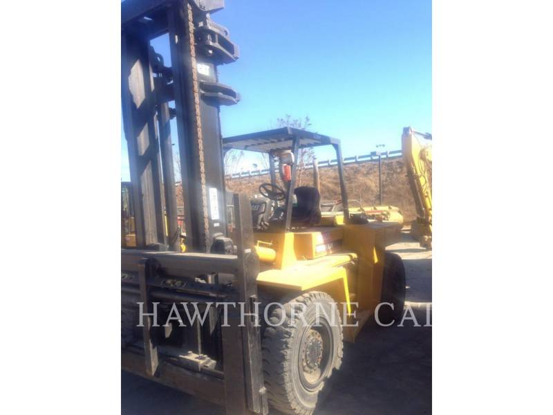CATERPILLAR FORKLIFTS DP90D equipment  photo 1