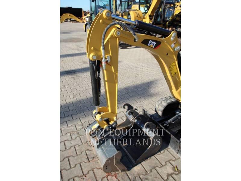 CATERPILLAR TRACK EXCAVATORS 300.9D equipment  photo 16