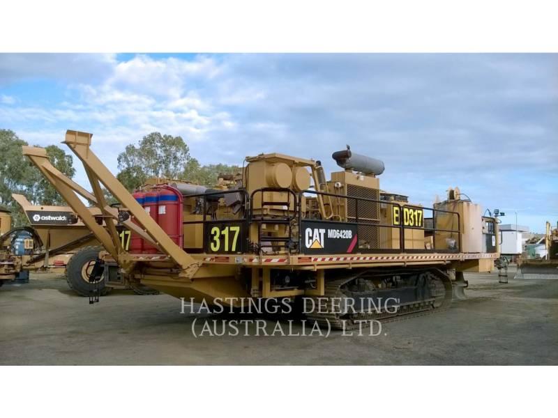 CATERPILLAR ROTARY BLASTHOLE DRILLS MD6420B equipment  photo 5