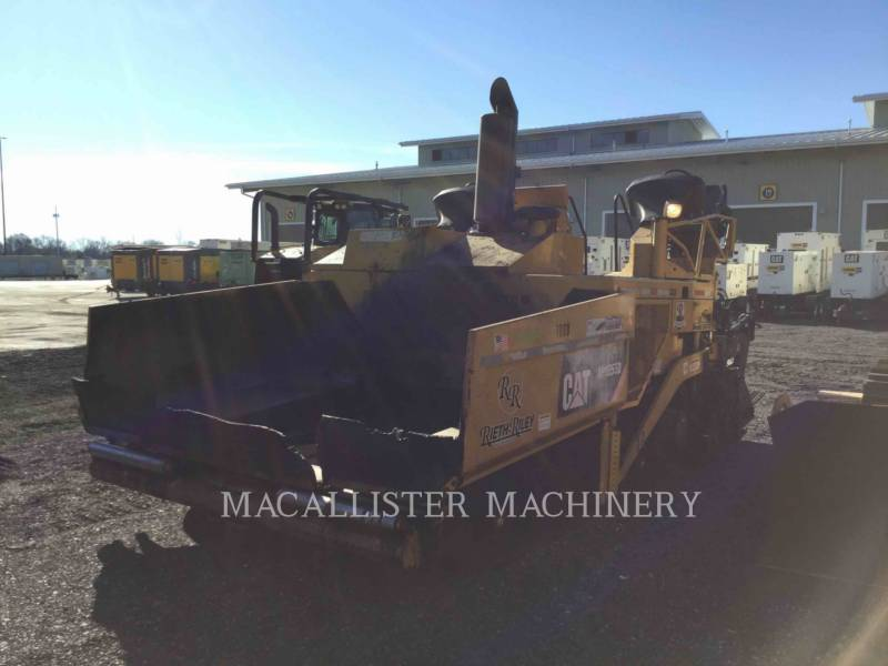Caterpillar BETONIERE DE ASFALT AP-1055D equipment  photo 1