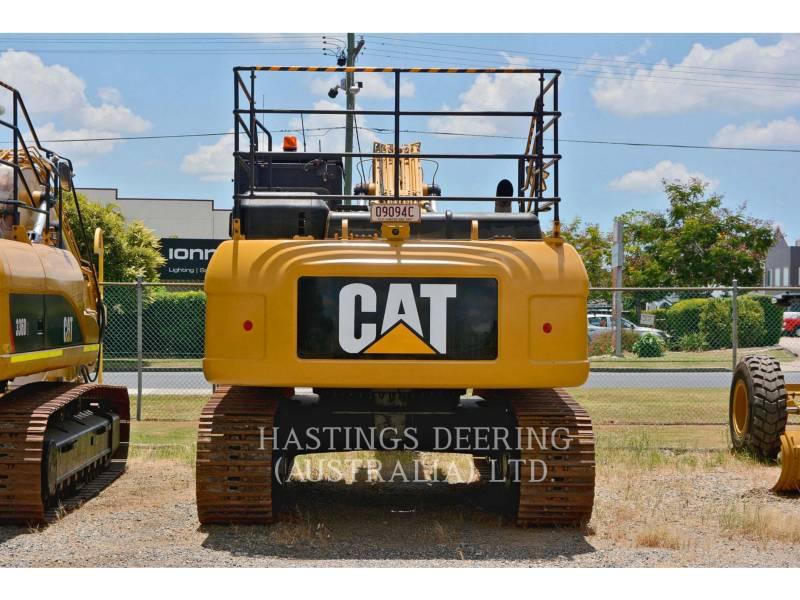 CATERPILLAR TRACK EXCAVATORS 336DL HS equipment  photo 5